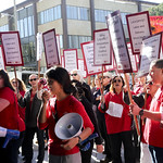 RNs Rally Today at Berkeley Hospital to Protest Cuts