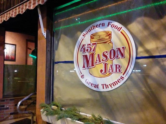 457 Mason Jar