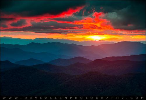 sunset mountains landscape nc asheville scenic northcarolina appalachia blueridgemountains blueridgeparkway appalachianmountains reallyrightstuff wnc westernnc southernappalachians outdoorphotographer nikond800