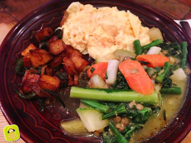cocina economica - Market Vegetables