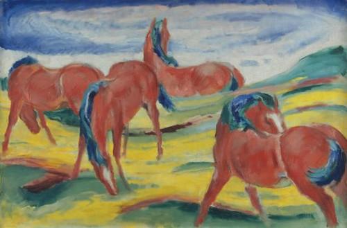 Пасущиеся кони III