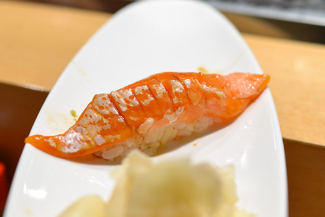 Cherry Salmon Belly