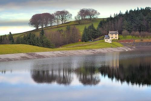 Elslack Reservoir Yorkshire