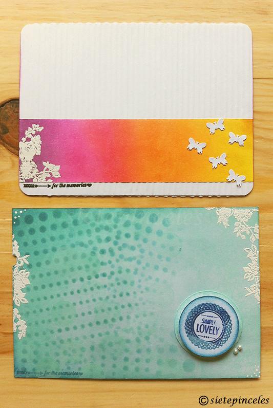 Nuevas Postales - Siete Pinceles