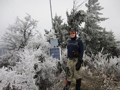 Cragar on 11 Bits Hill summit