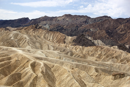 Death Valley Lines