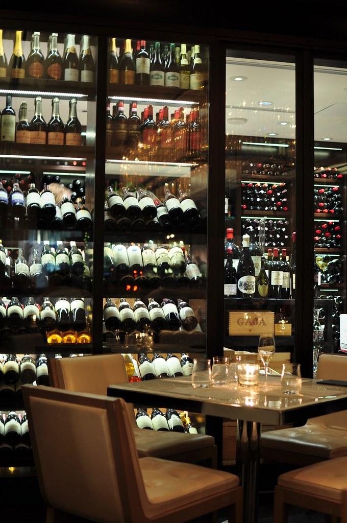 Hawksworth Restaurant at Rosewood Hotel Georgia Vancouver