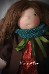 Emmaline - a 17 inch Waldorf Inspired Doll