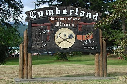 Cumberland, Vancouver Island, British Columbia, Canada