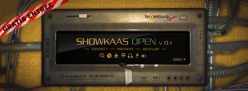 ShowKaas Open: Banner
