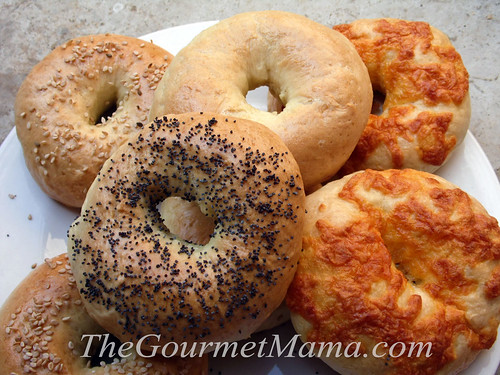 Simple Homemade Bagels