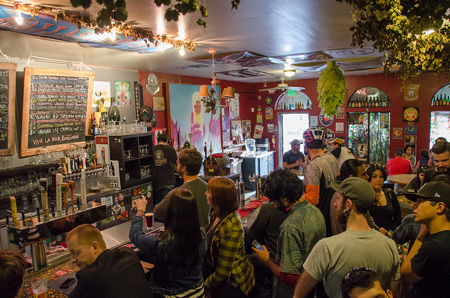 Beer Revolution beer bar in Oakland