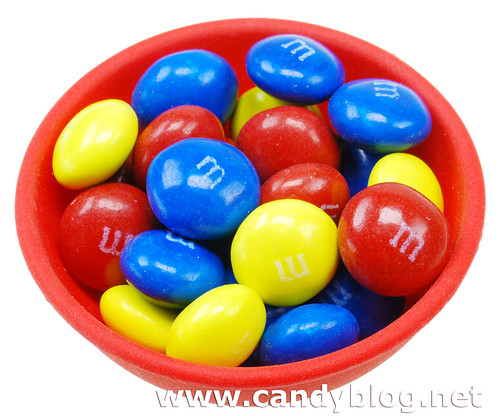 Birthday Cake M&Ms