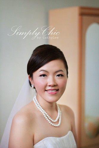 Jamie Wong ~ Wedding Day