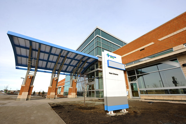 Strathcona Community Hospital opens its doors May 21, 2014