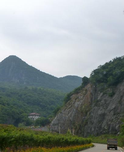 Jiangxi-Yushan-Sanqing Shan-bus (77)