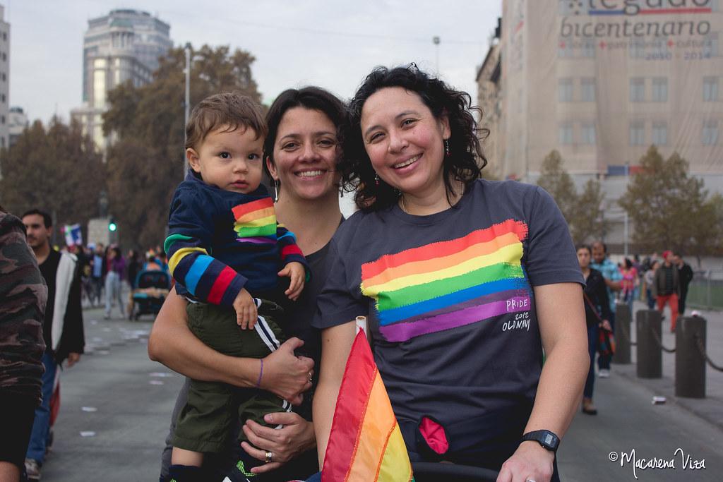 Marcha Por la Diversidad Sexual