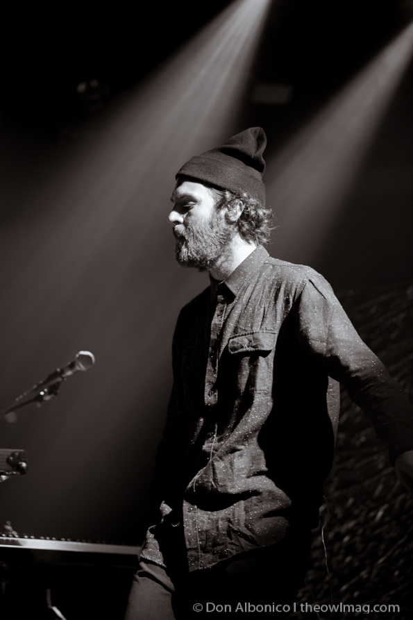 Chet Faker @ The Independent, SF 5/26/14