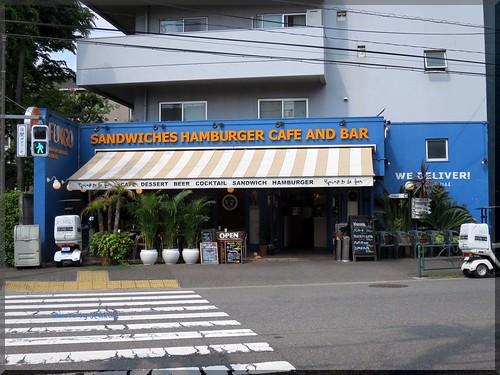 Photo:2014-05-07_ハンバーガーログブック_【三宿】三宿Fungo テラス席のハンバーガーモーニングからこの日はスタート!-01 By:logtaka