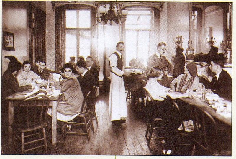 First Street Cafe New York