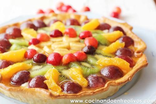 Tarta de frutas www.cocinandoentreolivos (1)