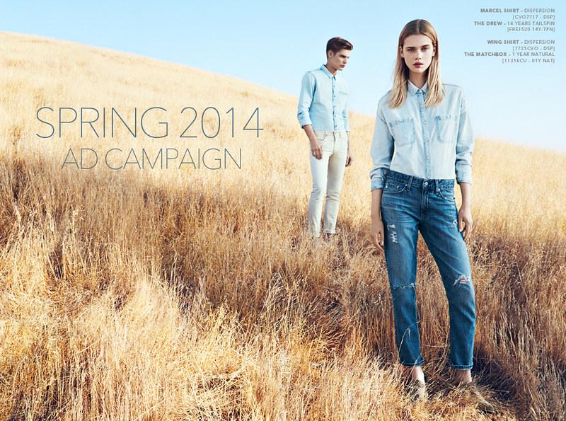 Baptiste Radufe0050_AG Jeans SPRING 2014 AD CAMPAIGN
