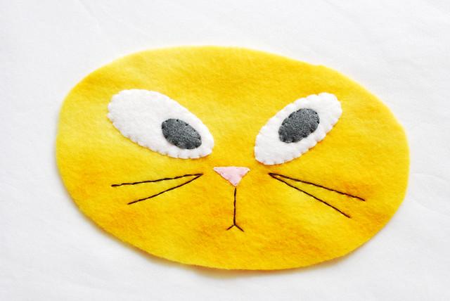 Wacky Cat Plush