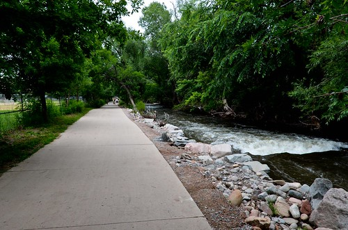 Boulder Creek Path