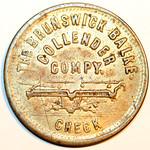 Trade Token 12 cents obverse