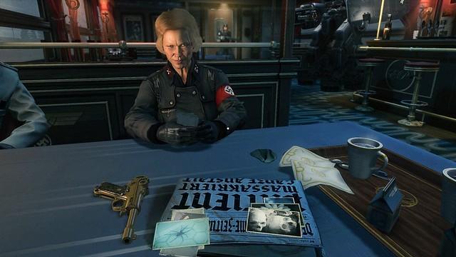 Wolfenstein : The New Order - Screenshot 1