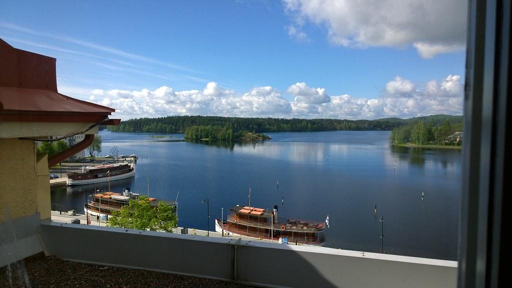 Panun matkat yöpyi: Sokos Hotel Seurahuone Savonlinna