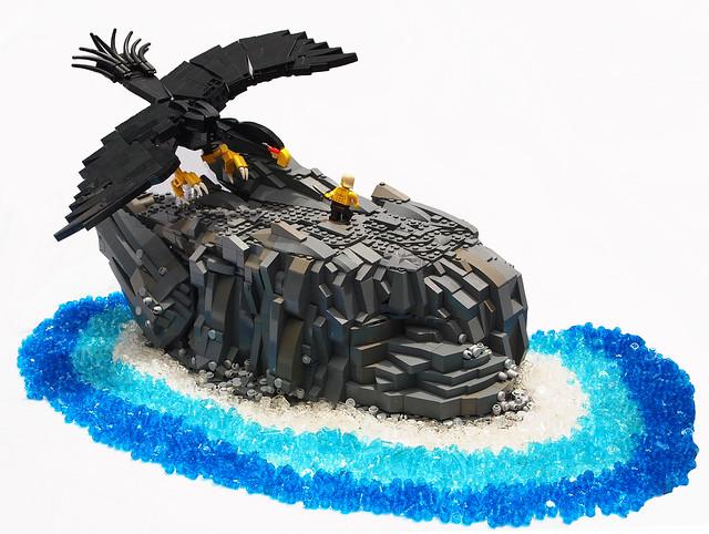 (LoR) The Sea-Eagle Strikes!