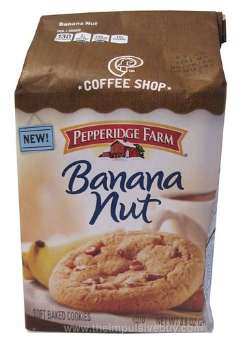 Pepperidge Farm Banana Nut Cookie