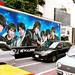 Kis-My-Ft2 Truck Harajuku