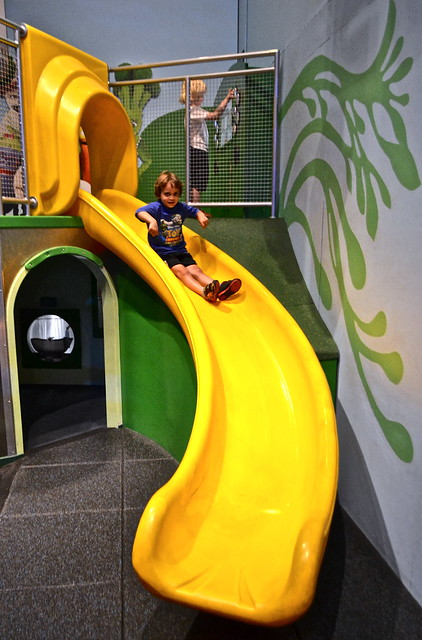 Children's Museum of Manhattan - kids fun