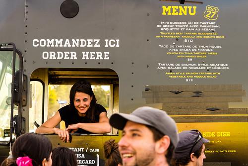 Food Truck : Order here