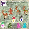[ free bird ] Cookie Ornament Gacha Key