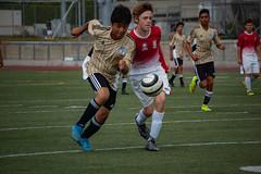 Pacific Coast SC at Arsenal FC LA