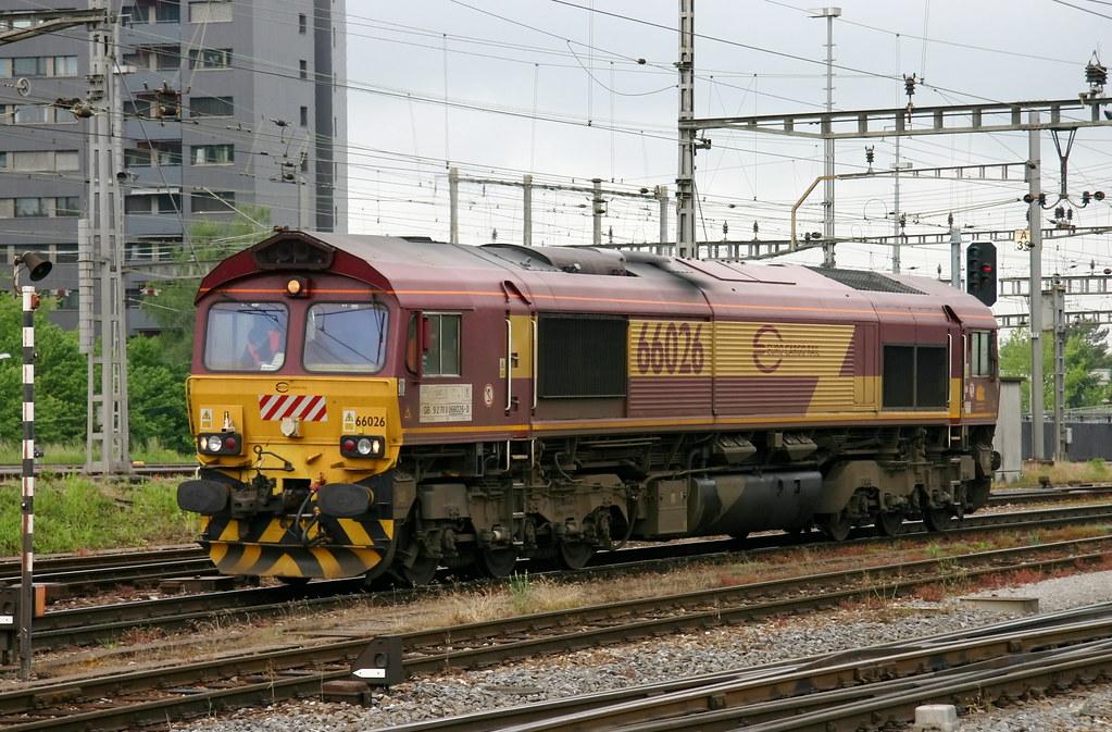 ECR 66026 Muttenz Rbf