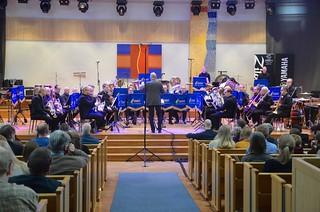 Gnosjö Brass Band - Dir. Jan Hultegård