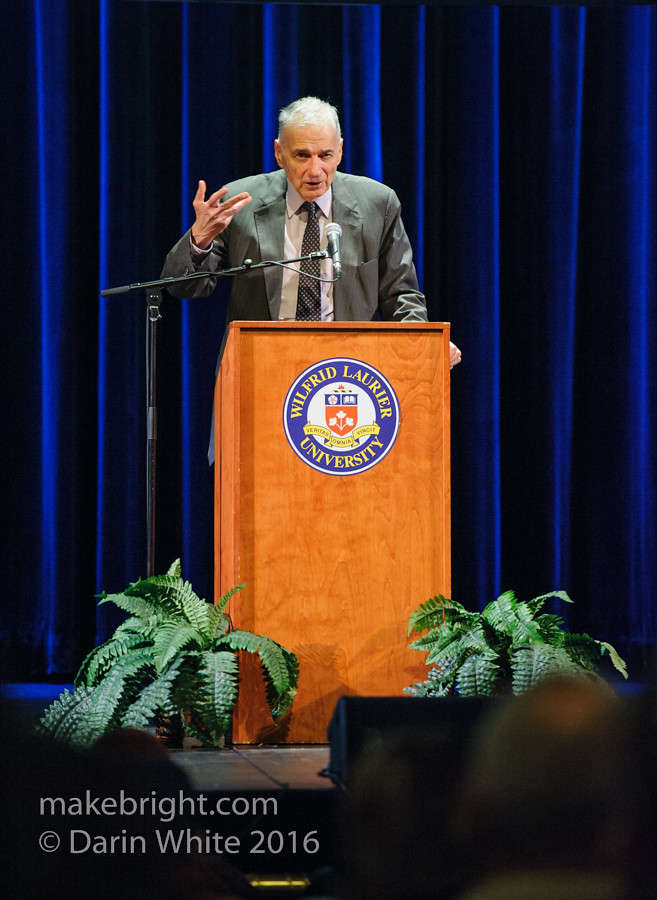 Ralph Nader in Brantford - Nov2016 006