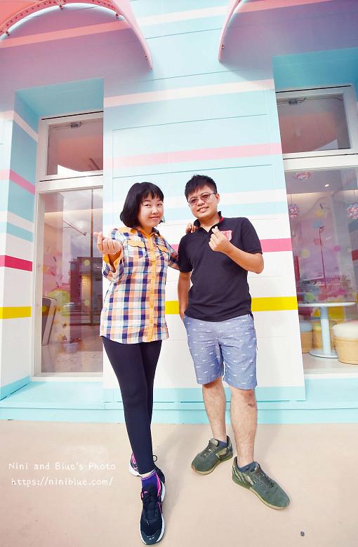沖繩blueseal冰淇淋美食29