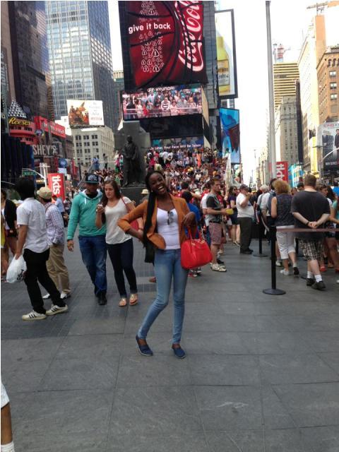 Miss Ghana 2012 Naa in America (2)
