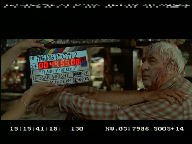 'Shaun of the Dead' Photo-a-day / Shoot Day 39 / June 25th, 2003