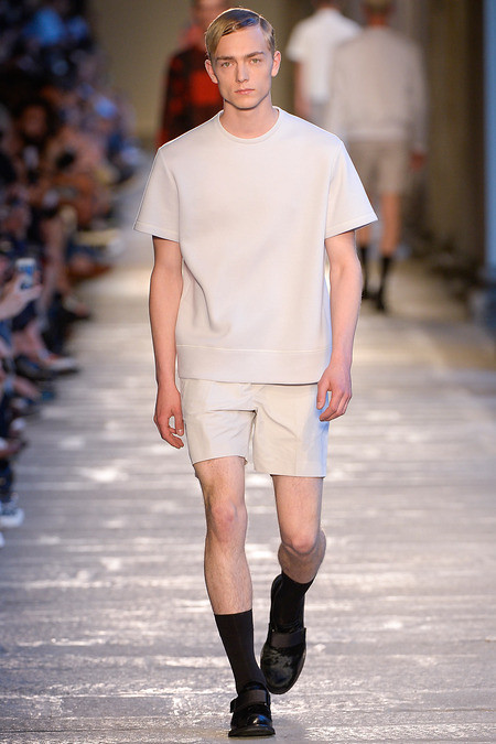Neil Barrett Spring-Summer 2014 4