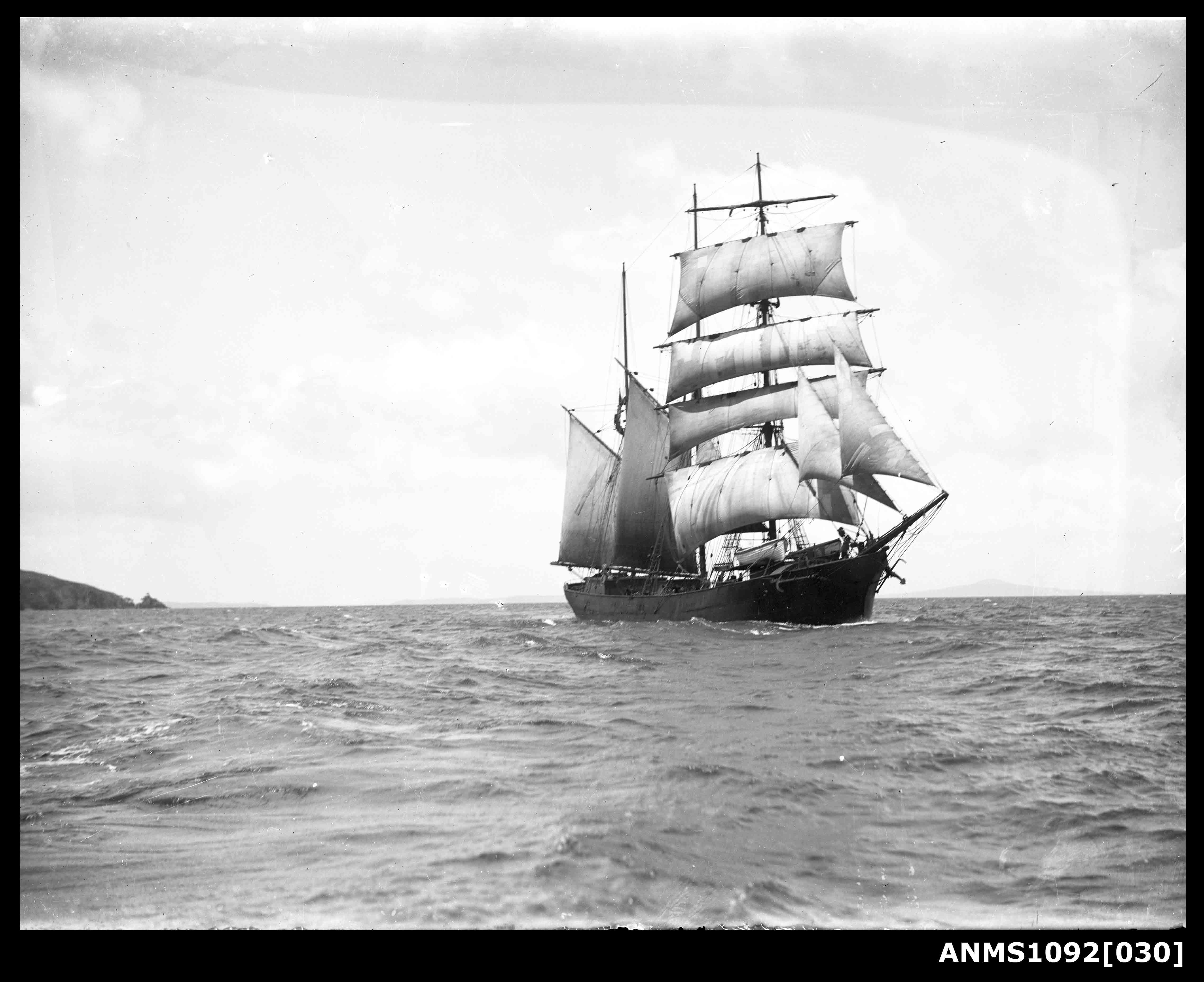 New Zealand ship SENORITA