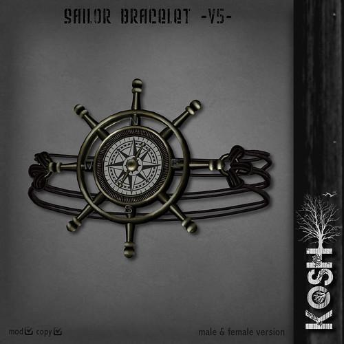 KOSH- SAILOR BRACELET -V5- PIC