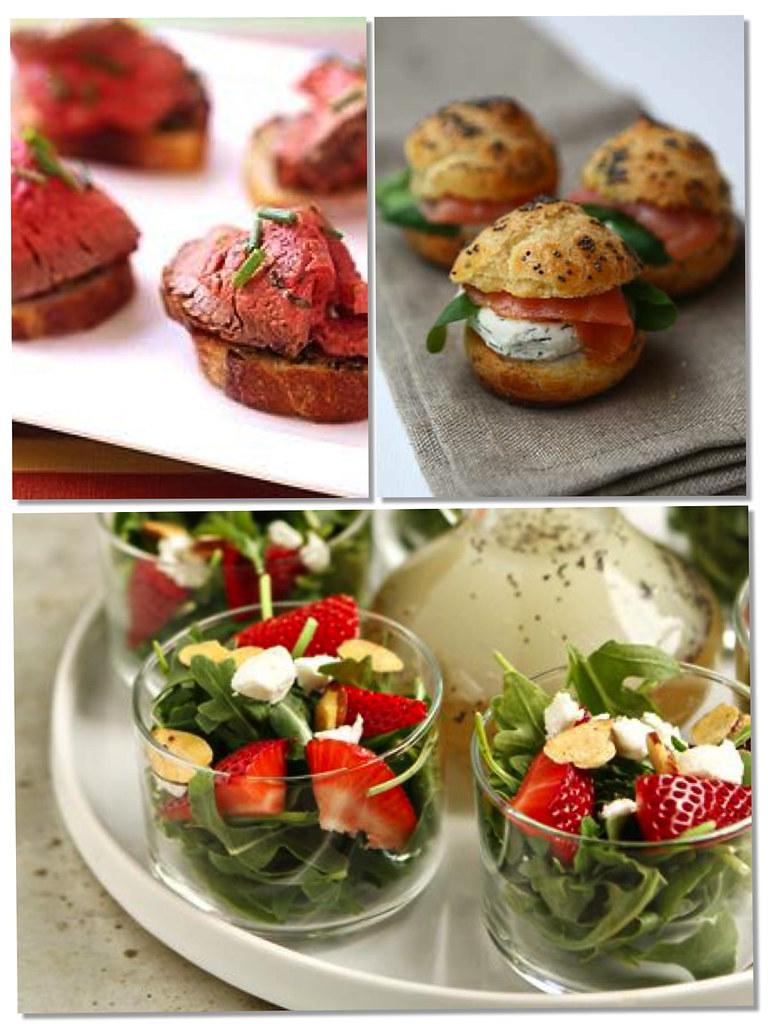Presentacion comida - Monicositas