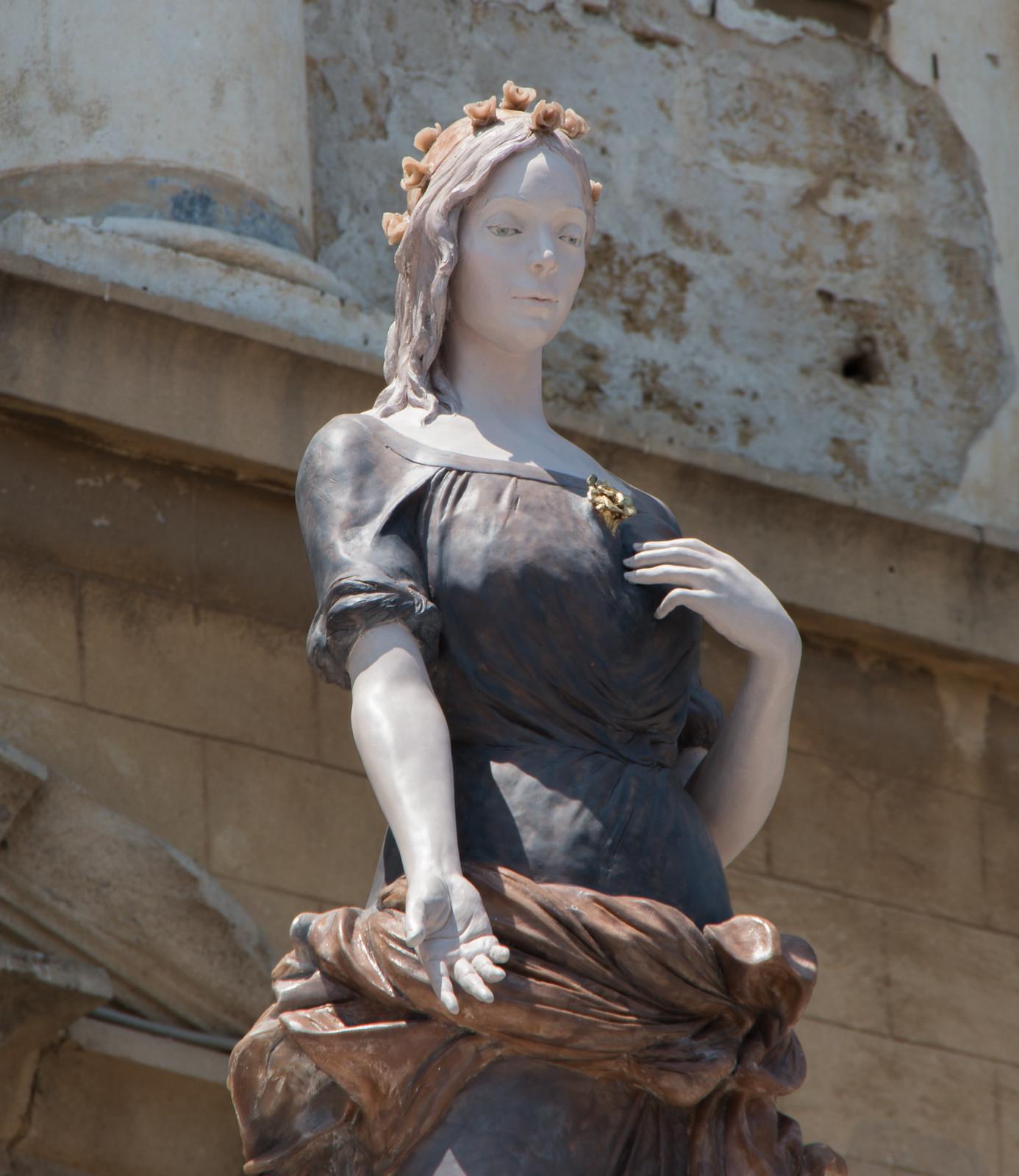 a Santuzza bedda