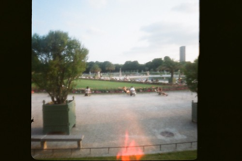 Pinhole Camera in Paris and Brussels